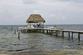 Cabana And Dock