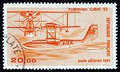 Postage Stamp France 1985 Cams-53 Seaplane