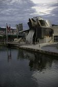 Guggenhein Bilbao in Spain