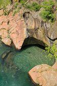Hydraulic erosion