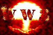 World War 3 Nuclear Background