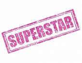 Superstar-stamp