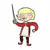 pic of musket  - cartoon musketeer - JPG