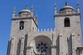 Se Catedral facade