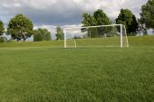 Soccer Goal Vacancy