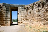 Tomb Of The Lion, Mycenae