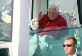 Papst Benedikt Xvi in