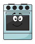 foto of googly-eyes  - Cartoon kitchen appliance  - JPG