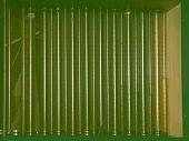 Green Vertical Tubes