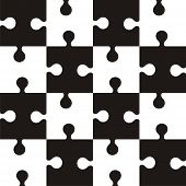Puzzle pattern