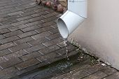 Home Downspout poster