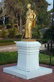 The Statue Of Dame Suranaree Monument In Mini Siam Park