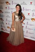 LOS ANGELES - AUG 1:  Fatima Ptacek at the Imagen Awards at the Beverly Hilton Hotel on August 1, 20