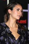 SAN DIEGO - JUL 26:  Nina Dobrev at the Emtertainment Weekly Party - Comic-Con International 2014 at