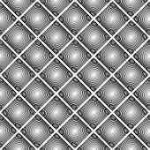 Design Seamless Grid Geometric Pattern