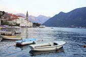 Montenegro - Old Medieval Mediterranean Town