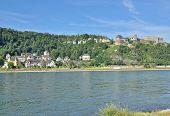 Sankt Goar,Rhine River,Germany