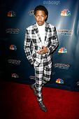 NEW YORK-JUL 30: Nick Cannon attends the 'America's Got Talent' post show red carpet at Radio City Music Hall on July 30, 2014 in New York City.