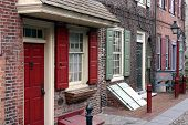 Elfreth's Alley, Philadelphia