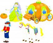 Pumpkin Sorceress carriage design