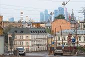 Moscow street