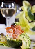 Shrimp Salad a la carte