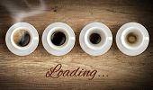 picture of morning  - Cup of coffee  - JPG