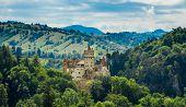 Bran Castle - Count Dracula's Castle, Romania