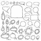 Elements Bubbles Set Framework