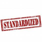 Standardized-stamp