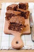 Oat And Chocolate Cake