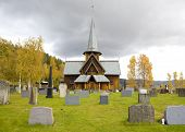 Hedal Stavkirke Norway