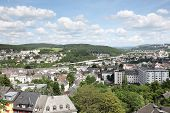City Of Siegen, Germany
