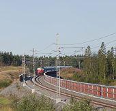 BOTHNIA LINE, SWEDEN ON AUGUST 16.