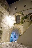 Alley Of Puglia