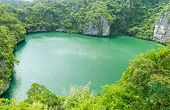 The Lagoon, Mae Koh Island, Ang Thong National Marine Park, South Of Thailand