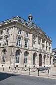 Bourse Maritime Building At Bordeaux, France