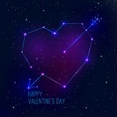 Constellation Heart