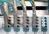IT shared fiber optic virtual cloud distributor