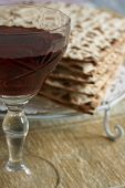 Wine And Matzo