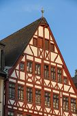 pic of frankfurt am main  - Historic Architecture in Frankfurt am Main Germany Europe - JPG