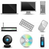 stock photo of processor  - Computer Icons including computer - JPG