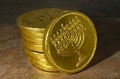 Happy Chanukah Coin