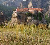 Kloosters van Meteora Griekenland