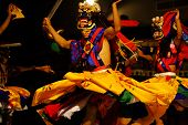 Lama Dance - The Kingdom Of Bhutan