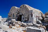 Agios Stefanos At Ancient Thira, Santorini