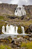 Dynjandi Waterfall - Iceland