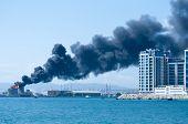 Gibraltar Fuel Tank Explosion