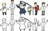 Cartoon Fellows