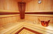 New Sauna